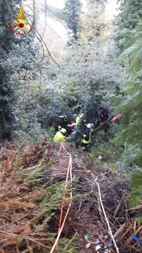 Incidente agricolo a Castelnuovo Don Bosco: intervento dell'elisoccorso