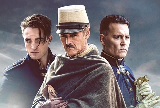 Johnny Depp e Robert Pattison alle prese con i 'barbari' nella programmazione della Sala Pastrone  [VIDEO]
