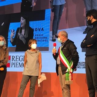 Le studentesse del Cpia di Asti, premiate al Salone del Libro all'interno di Lingua Madre