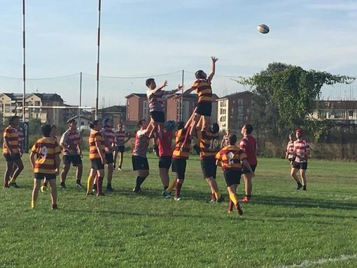 I risultati dell'Asti Rugby di ieri per la under 14 e 16