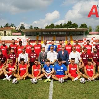 La rosa dell'Asti Calcio