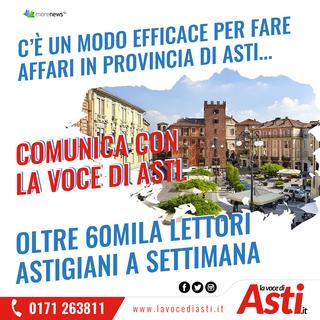 Vuoi trovare nuovi clienti in provincia di Asti?
