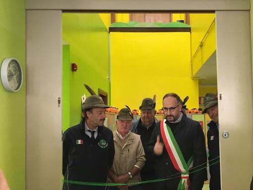 """Oggi ad Asti si è inaugurata la Scuola dell'infanzia Borgo Tanaro con """"La Strada"""""""