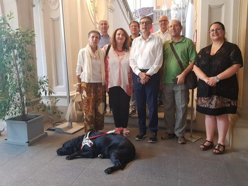 Concluso il corso di scrittura e lettura braille, organizzato dall'APRI Asti