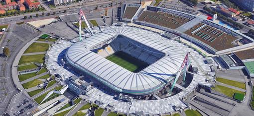 Allianz Stadium, la Regione ha trasmesso al Ministero della Salute il protocollo per la riapertura