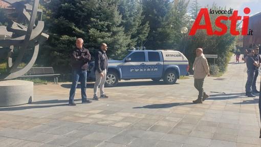 Ordigno esploso e destinato a 4 magistrati di Asti: atto terroristico secondo la Procura che ha aperto inchiesta contro ignoti