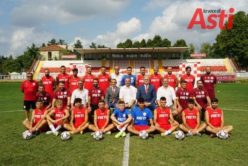 L'Asti Calcio - Ph. Efrem Zanchettin