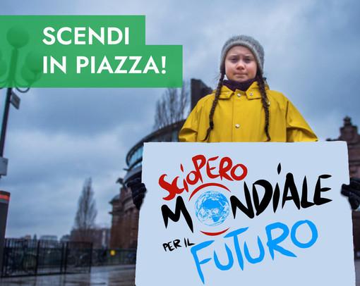 """Appello ai giovani studenti di Asti e provincia. """"Scendete in campo per il clima"""""""