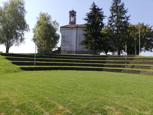 A Ferragosto l'inaugurazione del nuovo anfiteatro in frazione San Michele a Costigliole (FOTO E VIDEO)