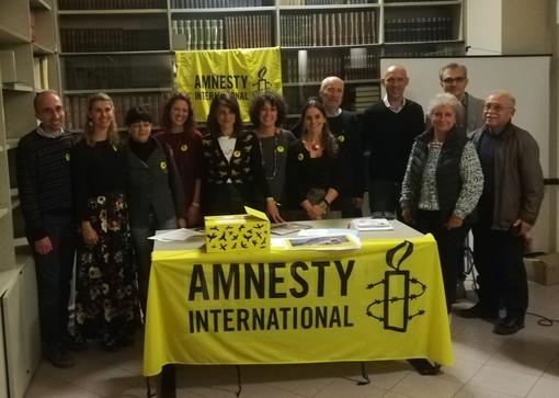 Presentata ufficialmente la nuova struttura astigiana di Amnesty International
