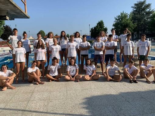 L'Asti Nuoto, dopo il lungo lockdown, torna in gara a Torino. 19 gli atleti partecipanti