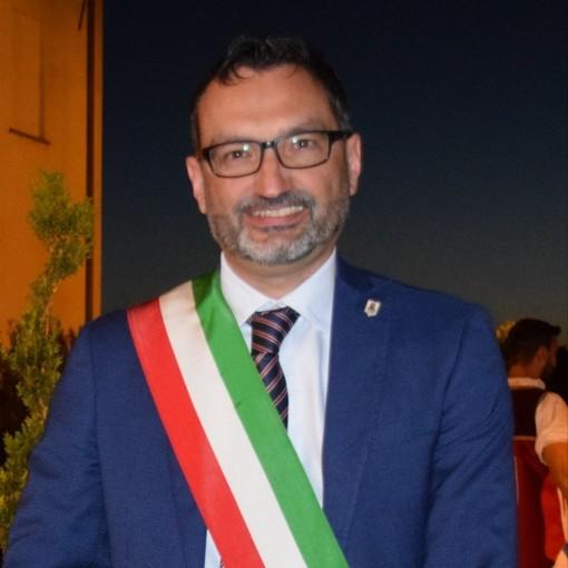 Il sindaco Ghignone