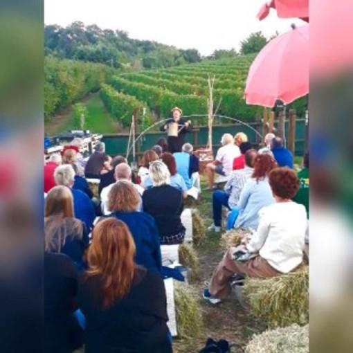 Si è aperta a Nizza con il Teatro degli Acerbi, la rassegna Agrifestival, organizzata dalla Cia