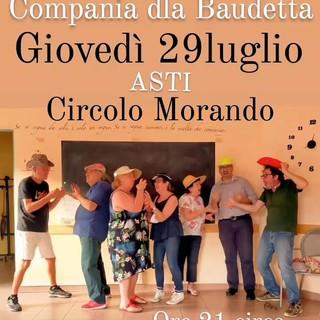 """Prosegue nell'Astigiano, la rassegna di teatro amatoriale """"E che sia... Spettacolo"""""""