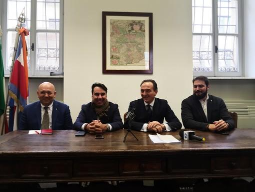 Ruzzola (FI), Preioni (Lega), Cirio e Marrone (FdI)