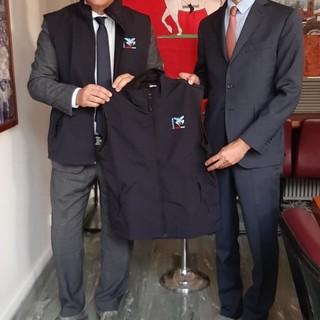 Una delegazione della Con Te OdV  incontra il presidente della Provincia di Asti