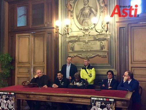 Ad Asti il Campionato Italiano Pesi Medi di Boxe. Riflettori di tutta Italia puntati sul Pala Errebi San Quirico