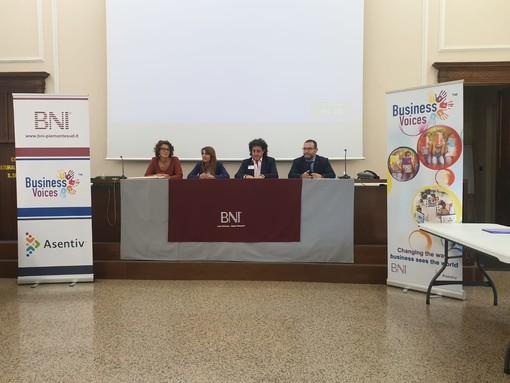 Elena Grassi, Minica Passini, Fabrizio Lapenna, Marcello Coppo