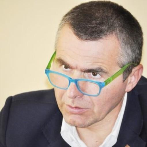 Il sen. Massimo Berutti