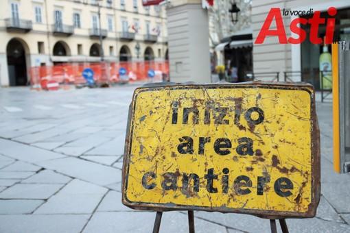 Asti, da lunedì l'inizio dei cambiamenti nella viabilità di piazza Alfieri