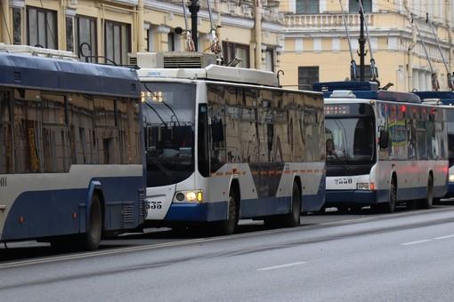 Bus in città