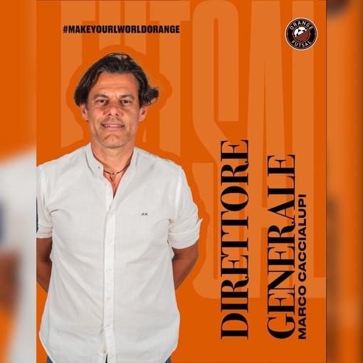 Orange Futsal, al via il campionato di serie B. Intervista al direttore generale Marco Caccialupi