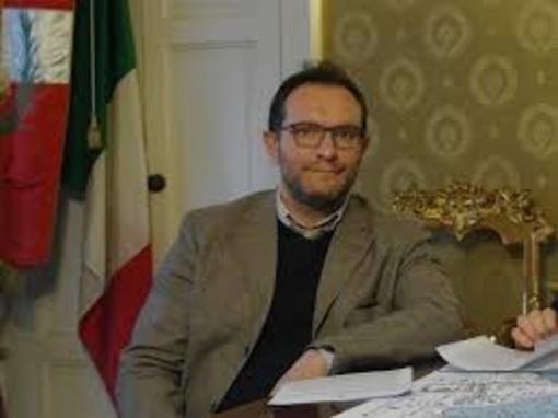Il vice sindaco Coppo
