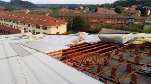 I danni a Castelnuovo don Bosco