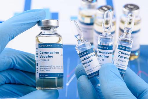 Dosi di vaccino anti Covid