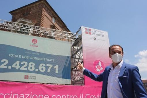 """Sanitari No Vax, Cirio: """"Agiremo sempre nel rispetto della legge"""""""