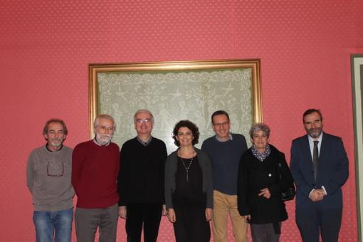 """Al Castello di Cisterna presentazione del periodico """"Picchio verde"""""""