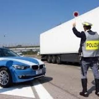 """Mezzi pesanti sotto controllo in tutta Europa nell'ambito della campagna """"Truck and Bus"""""""
