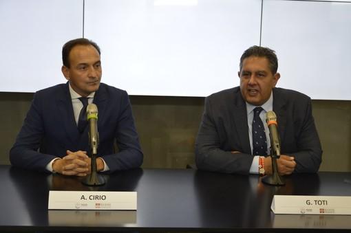 Piemonte e Liguria al lavoro per svluppare nuove strategie comuni [VIDEO]