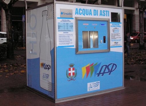 L'emergenza coronavirus, chiude anche le casette dell'acqua dell'Asp