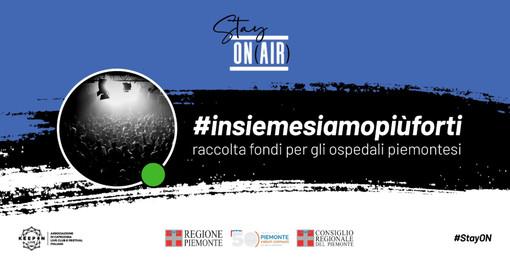#Stayon: successo per la maratona online dei festival e dei club piemontesi per la raccolta fondi della Regione Piemonte