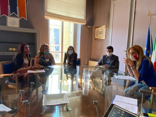 Scuola, l'assessore regionale all'Istruzione ha incontrati i rappresentati della Confederazione Unitaria di Base (CUB)