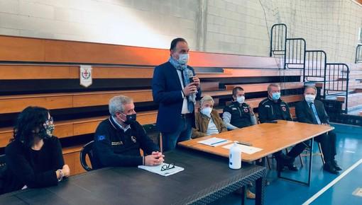 Alluvione, concluso il sopralluogo in Piemonte del capo della Protezione civile Borrelli