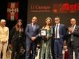 La vincitrice per il concorso online, Giulia Varlotta (San Lazzaro)