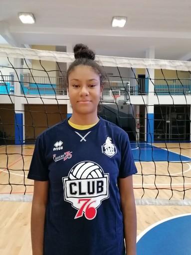 Club 76 Play Asti, Noemi Despaigne convocata in nazionale Pre Juniores