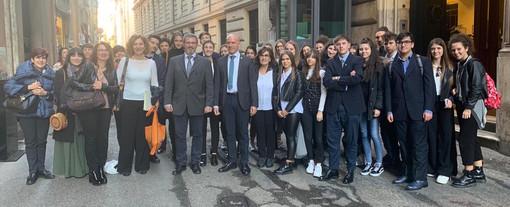 Concorso su usura e legalità, a Roma il viaggio premio per i vincitori