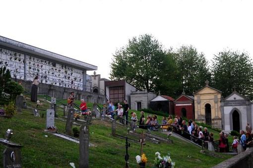 """Domenica al cimitero di Castagnole Monferrato torna a grande richiesta lo spettacolo """"Dormono... sulle colline"""""""