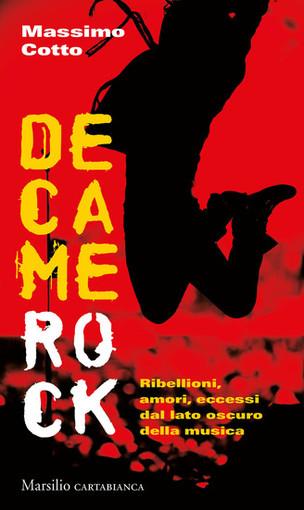 """Massimo Cotto con il suo """"Decamerock"""" il primo ospite di """"Passepartout chez toi"""""""