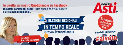 Una Maratona Elettorale per seguire in diretta video le Elezioni Regionali: appuntamento lunedì 27 dalle 14 (fino alla fine!)