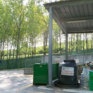 Da oggi è chiusa l'ecostazione di Costigliole d'Asti per interventi di riqualificazione