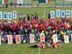 Nel cuore di Asti oggi tanti Eroi Senza Superpoteri: 600 studenti per il flash mob Anpas