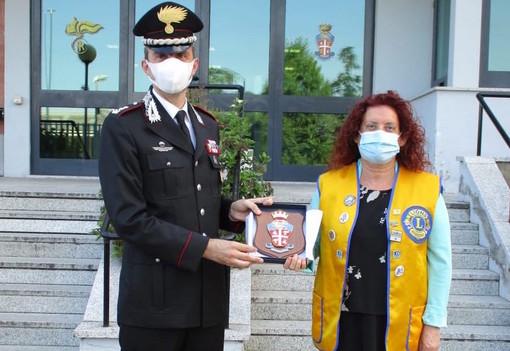 Inaugurata la nuova sala accoglienza del Comando Provinciale dei Carabinieri