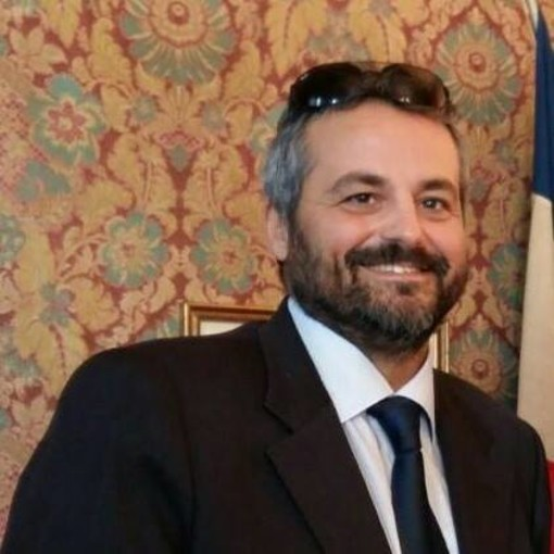 Il sindaco di Calamandrana, Fabio Isnardi