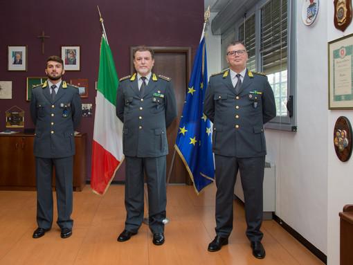 Cambio ai vertici del Nucleo di Polizia Economico Finanziaria della Guardia di Finanza di Asti