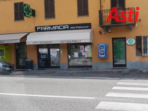 Rapinata farmacia del Palucco. I carabinieri di Asti al lavoro per rintracciare i fuggitivi