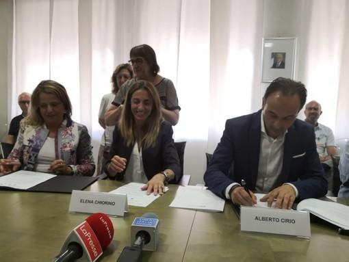 Accordo tra Regione e Sanpaolo: cassa integrazione anticipata per 260 lavoratori di Mercatone Uno